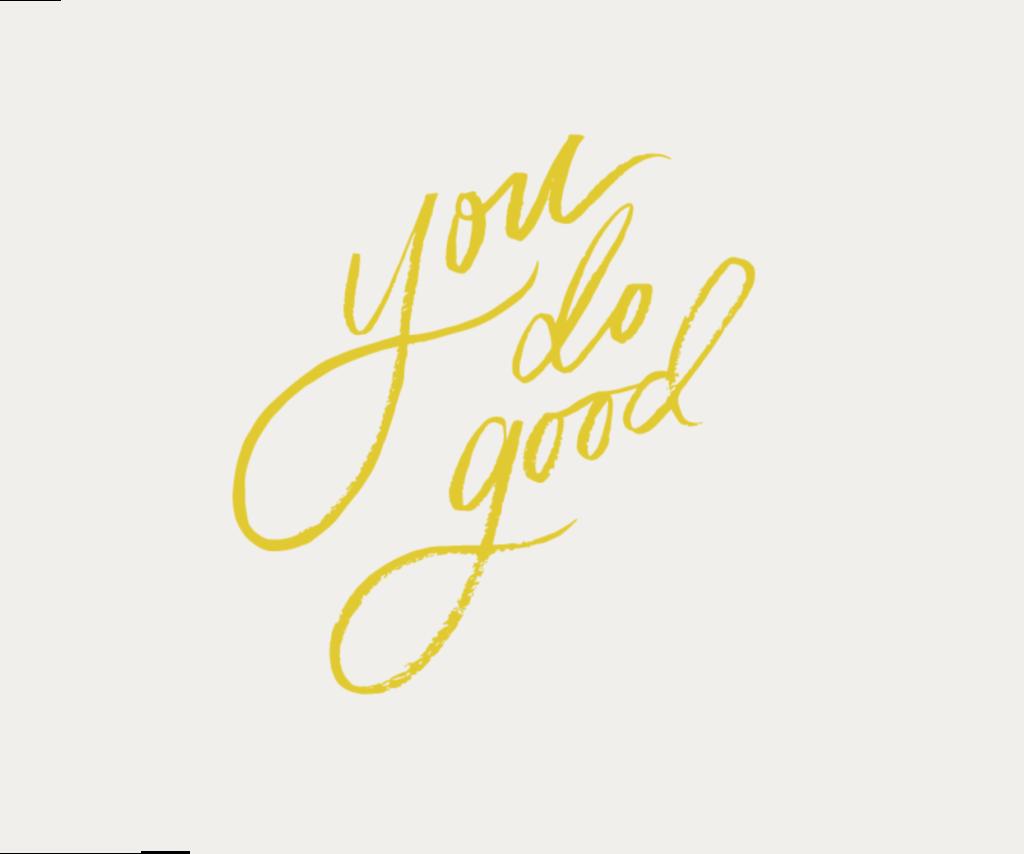Script reading you do good
